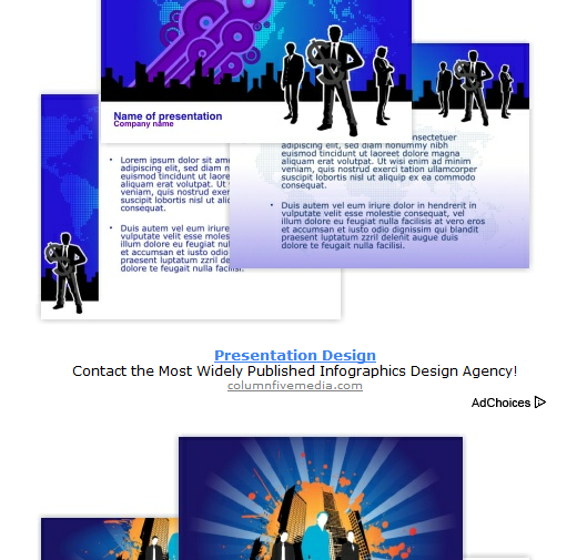 14 free powerpoint designs business card images for Business card template powerpoint 2010