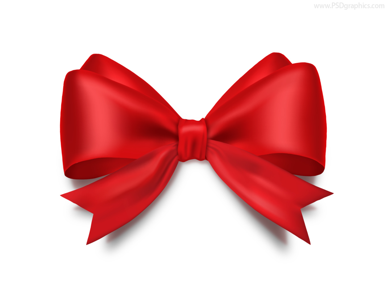 19 PSD Ribbon Bow Images