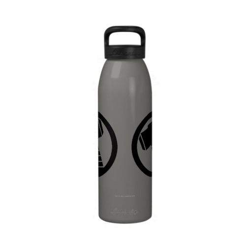 14 Reusable Water Bottle Icon Images