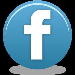 10 Round Facebook Icon Images