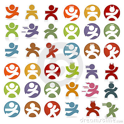 17 Simple Icons Free People Images