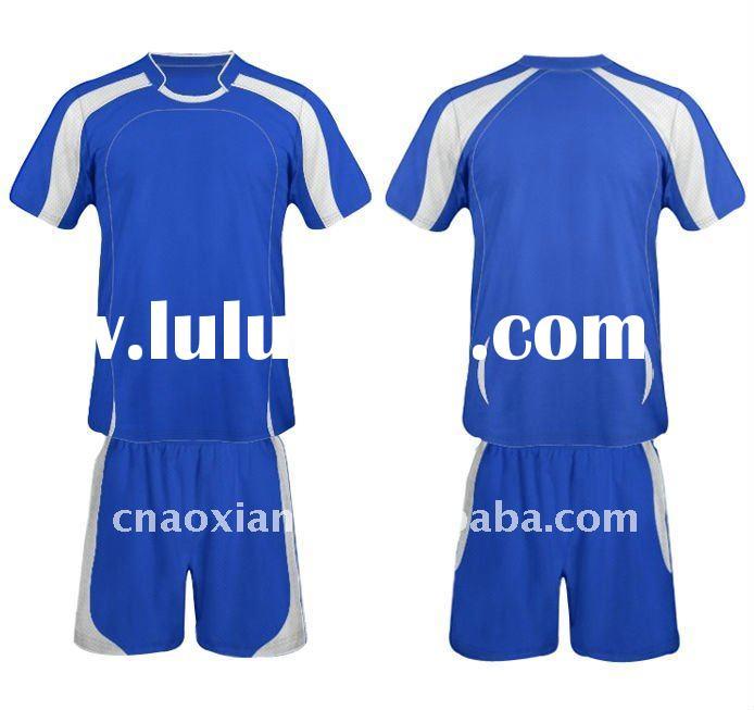 Soccer Jersey Design Template