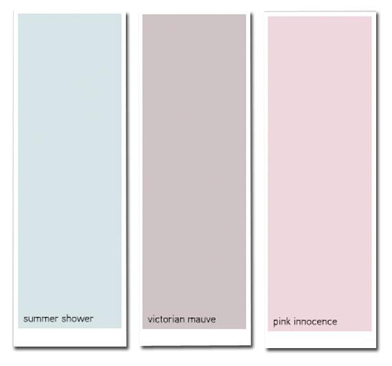 Soft Pastel Color Palette