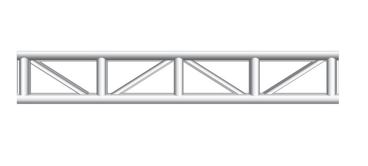 12 Truss Bridge Vector Clip Art Images