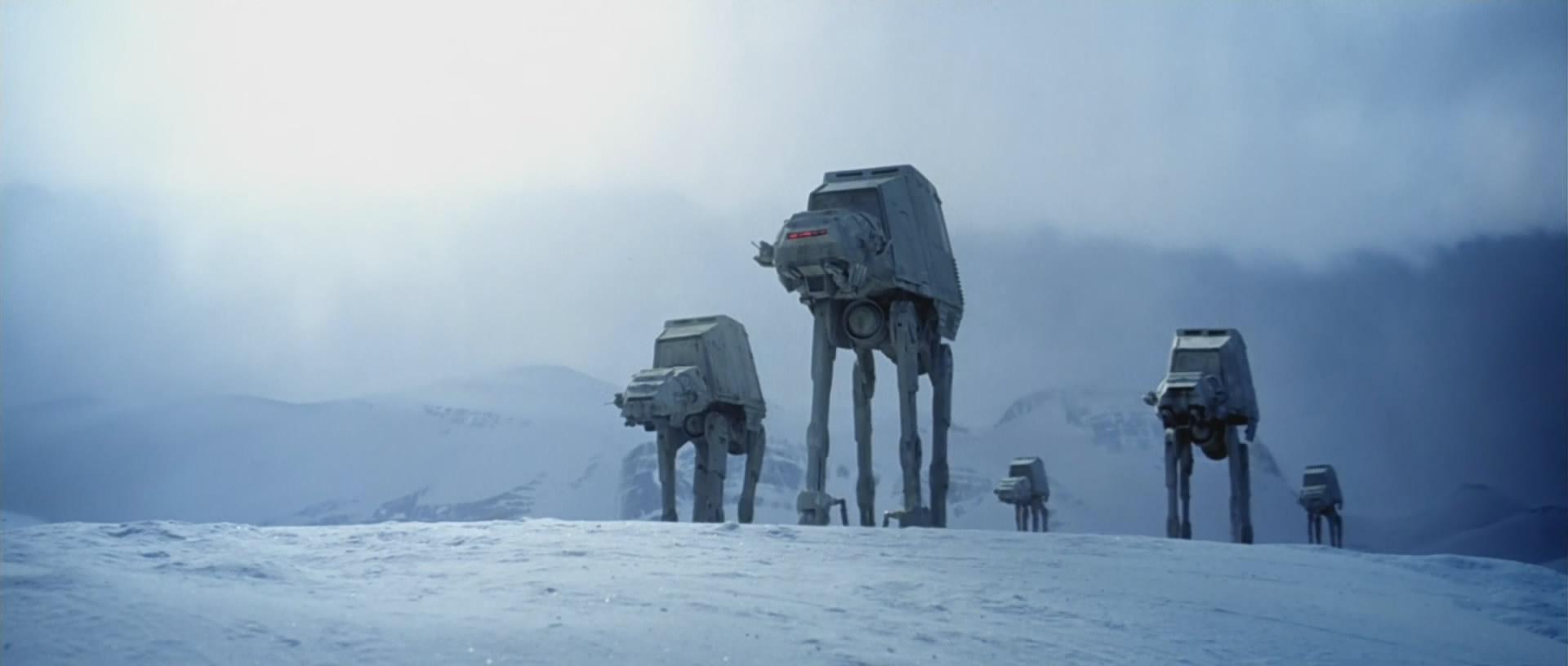 Star Wars at Walker