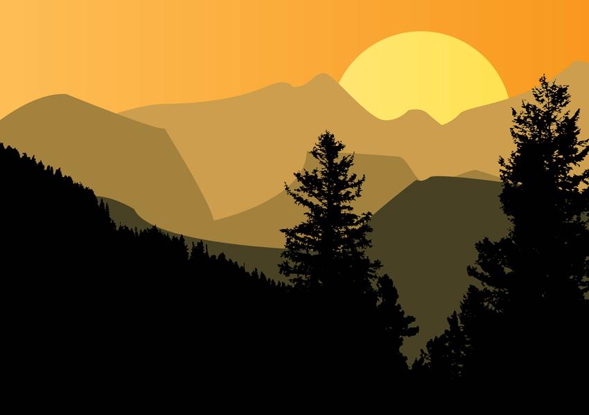 8 With Vector Free Sunrise Adam's Peak Images
