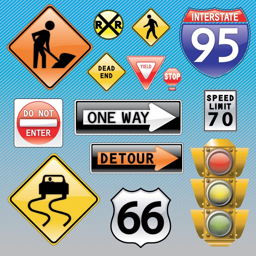 Traffic Signs and Symbols