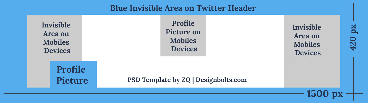 13 Twitter Header PSD Template Images