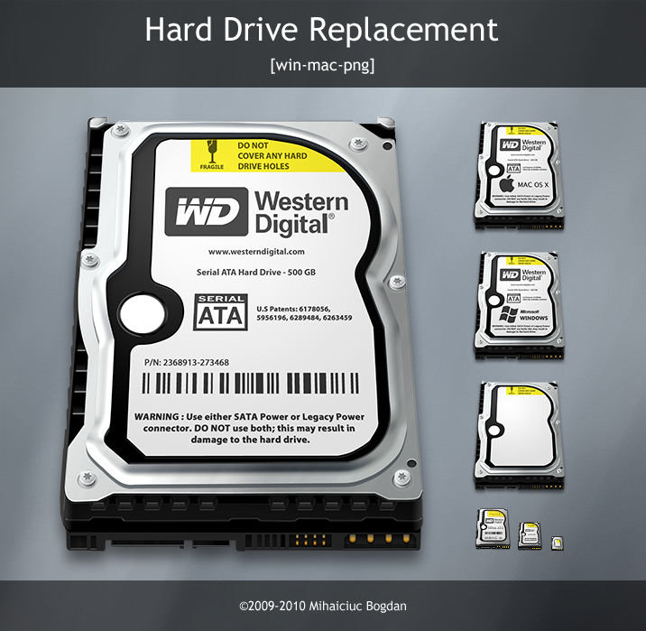 15 WD Hard Drive Icon Images