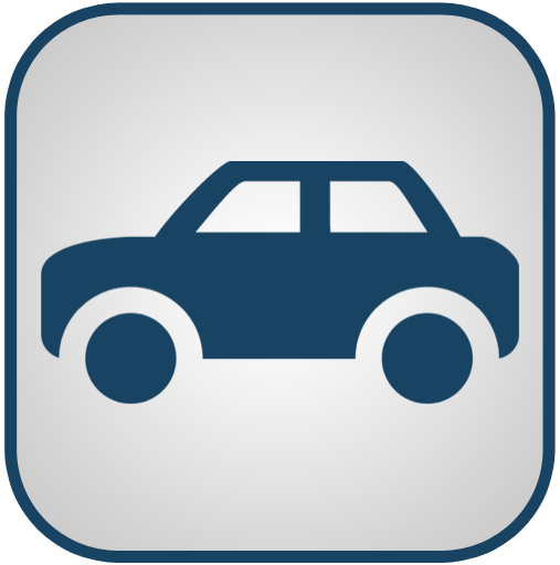 White Car Icon