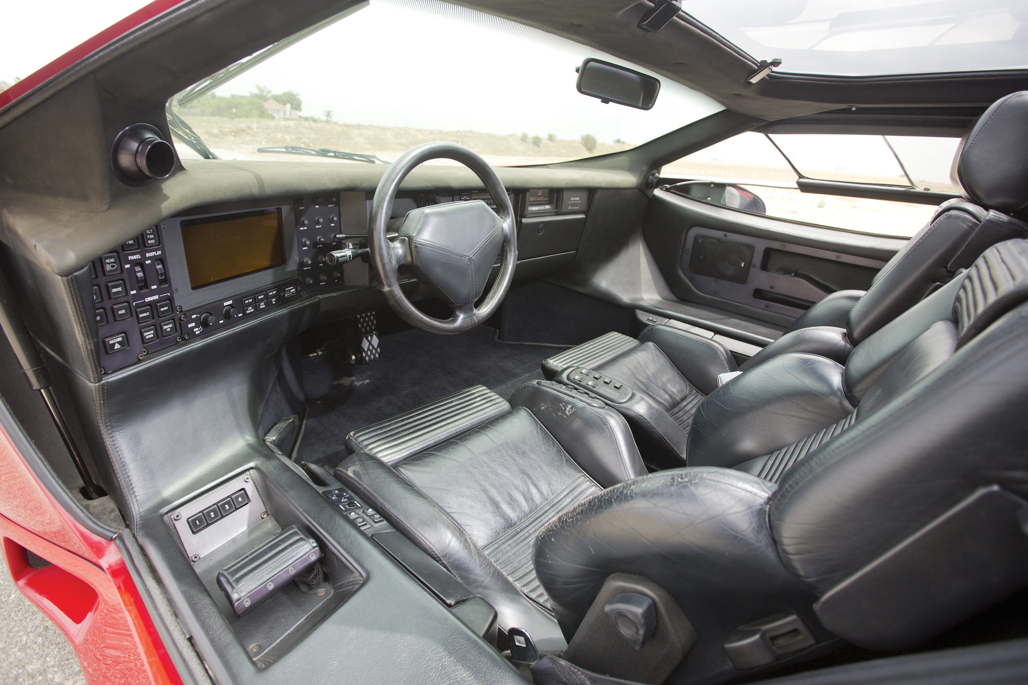 7 Vector W8 Interior Images