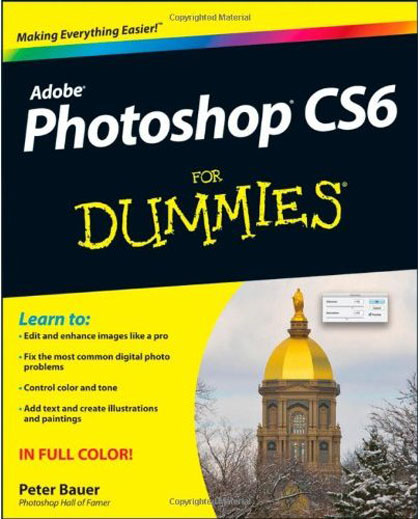10 Photoshop CS6 Book PDF Images