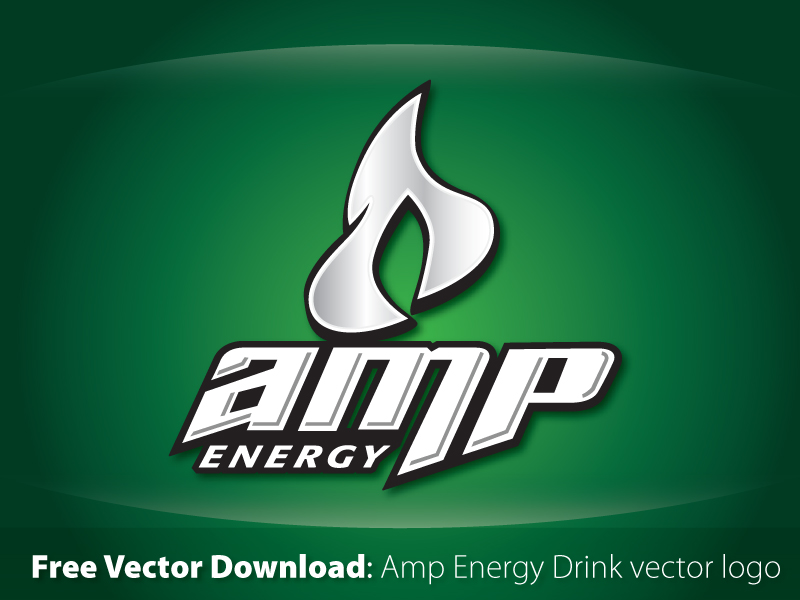 11 AMP Energy Logo Vector Images