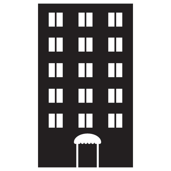 17 Apartment Complex Vector Images - Apartment Building ...