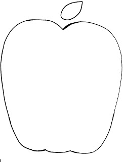 19 Apple Book Template Images Free Printable Shape