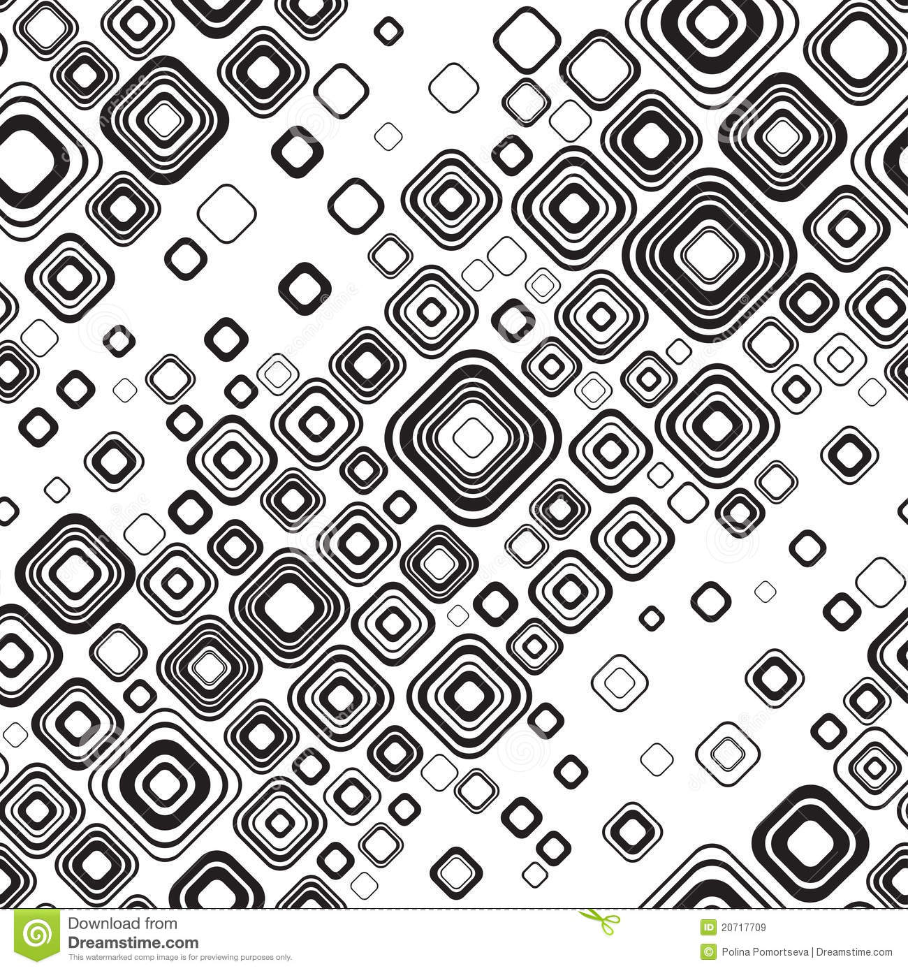 14 Black And White Seamless Pattern Design Images