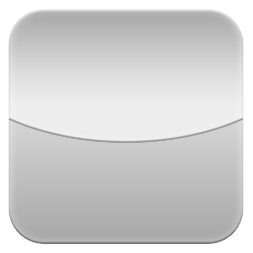 15 Blank IPhone Icons Images