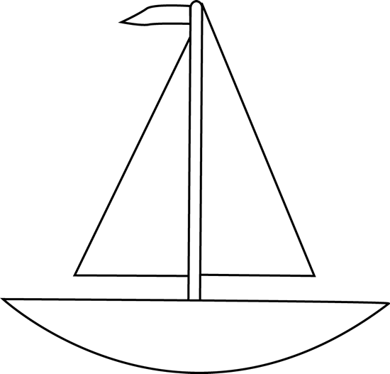 15 Black And White Boat Icon Images