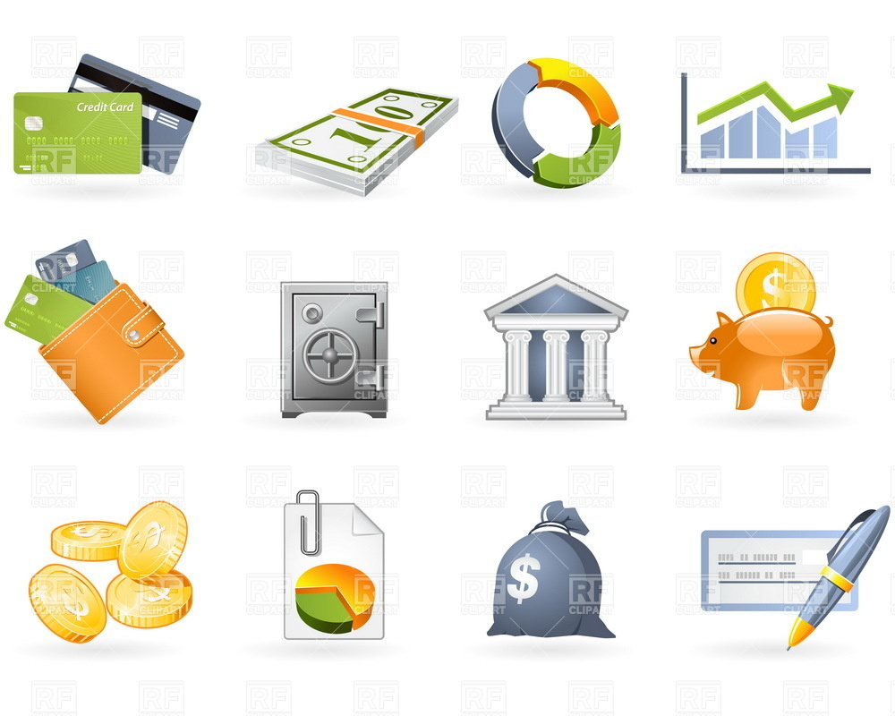 Business and Finance Clip Art Free