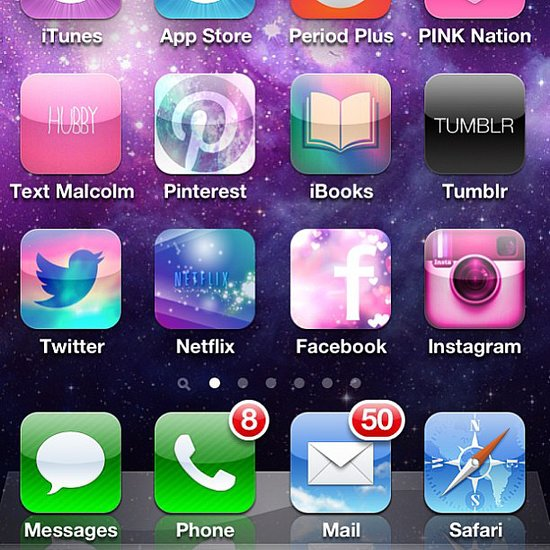 Change Your App Icons On iPhone