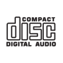 12 Compact Disc Logo PSD Images