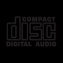 12 Compact Disc Logo PSD Images