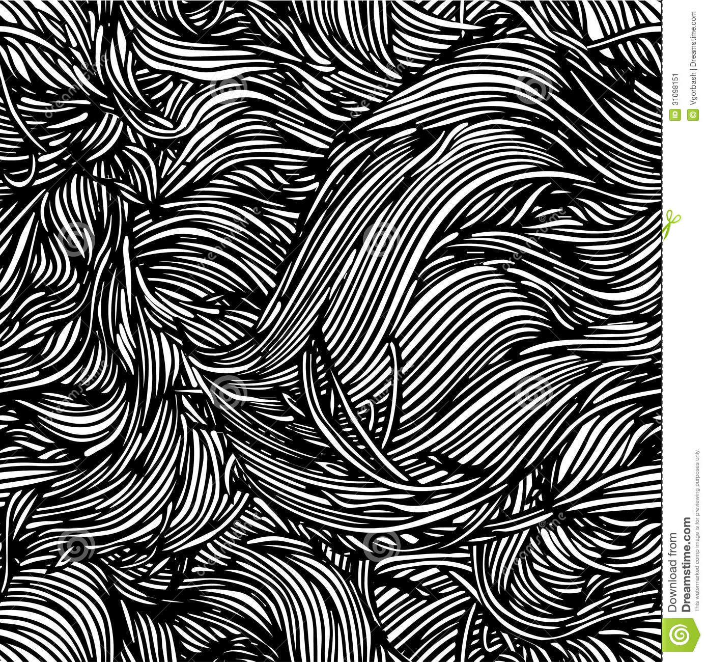 16 cool black and white vectors images black and white for Cool designs in black and white
