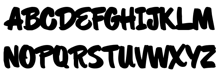 16 cool bold font alphabet images cool bold letter fonts