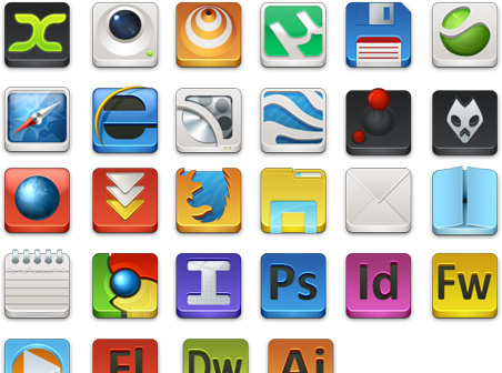 13 Top App Icons PNG Images