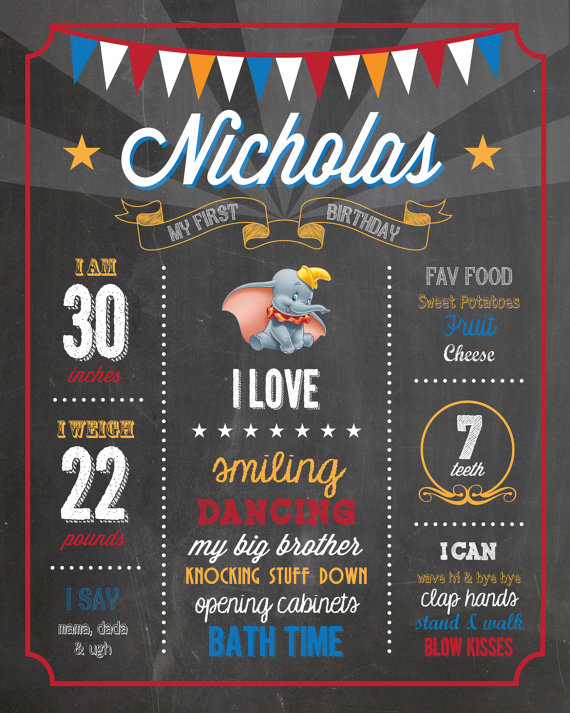 11 Chalkboard Circus Font Images