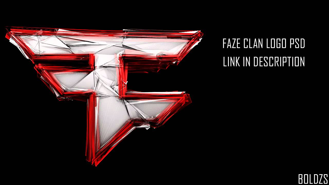 FaZe Clan Logo Red
