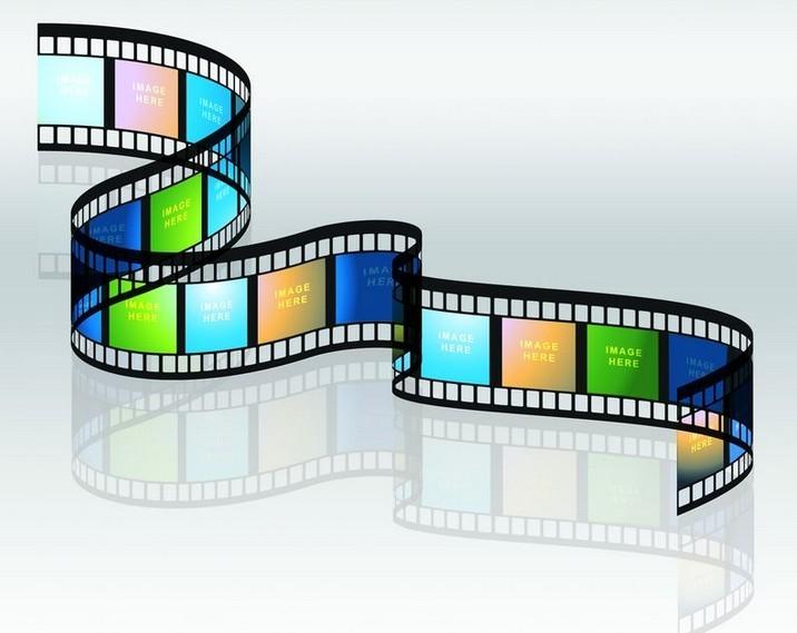 Film Strip Design