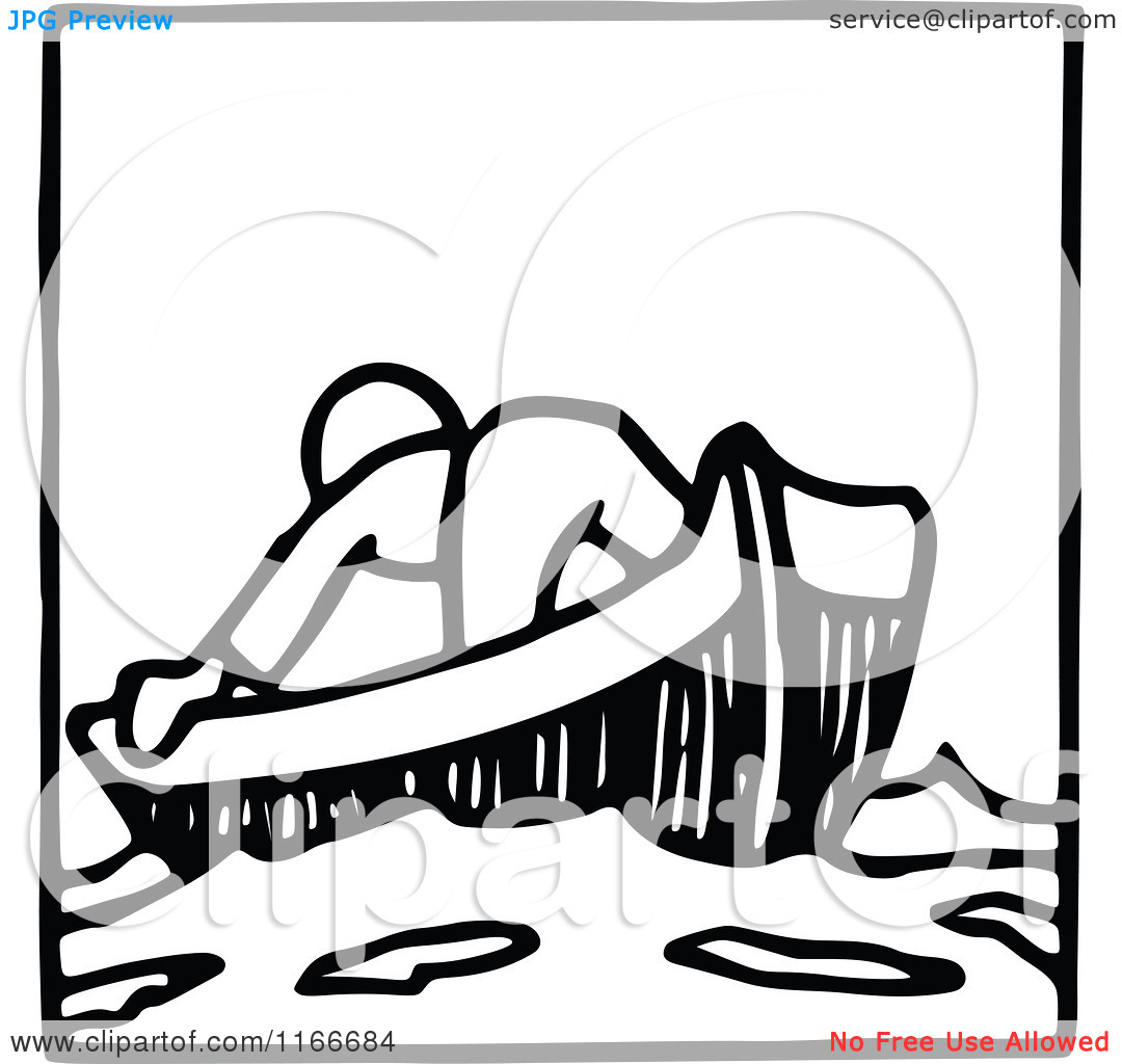 Free Boat Clip Art Black and White