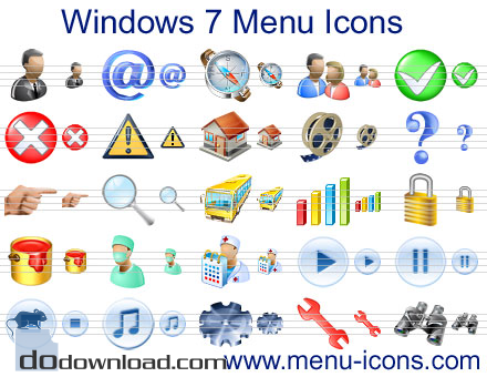 15 Main Menu Icon Windows Images