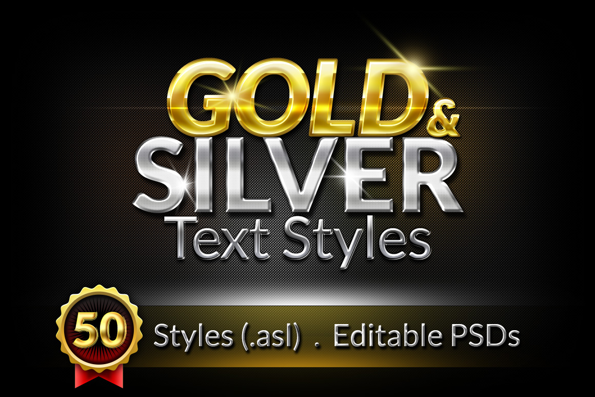 3d Gold Text Psd Download