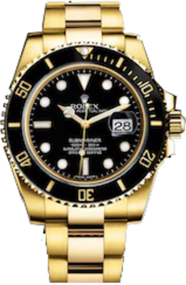 9 Rolex Watch Official PSDs Images