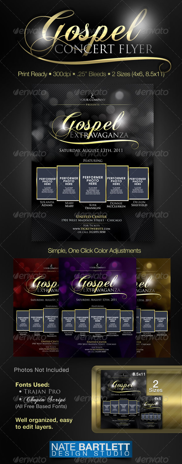 20 Official Church Psd Flyers Images Free Psd Club Flyer