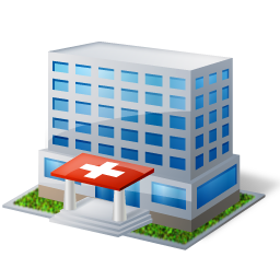 11 Medical Building Icon Images
