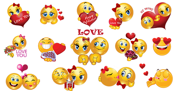 9 Make Love Emoticon Images