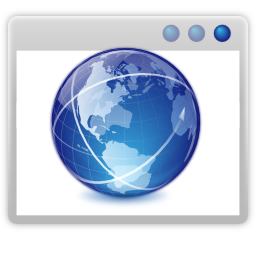 Internet Web Browser Icon