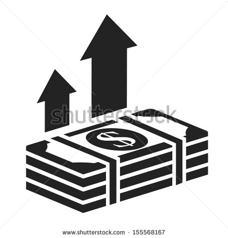 16 Money Stack Icon Images