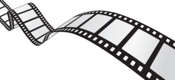 Movie Film Strip Transparent
