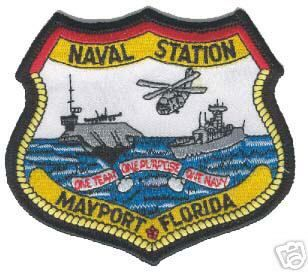Naval Station Mayport Florida
