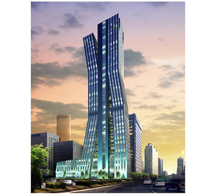 13 Building Complex Design Images