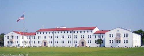 Pensacola Naval Air Station Chapel