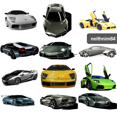 Photoshop Cars PSD Files