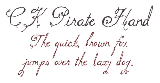 Pirate Fonts Free Download