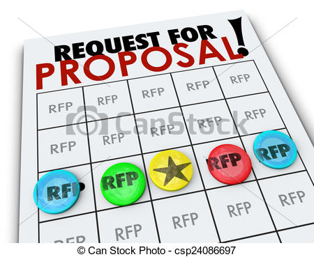 Request for Proposal Free Clip Art