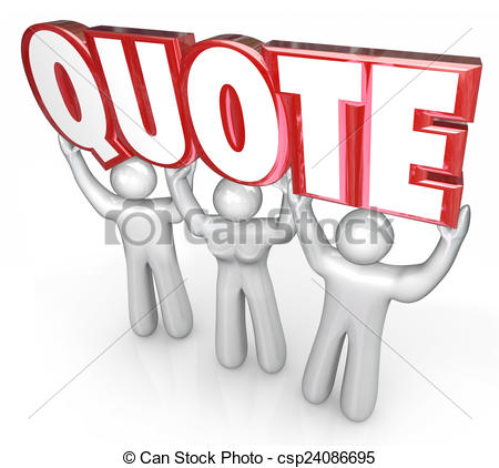 Request for Quote Clip Art Free