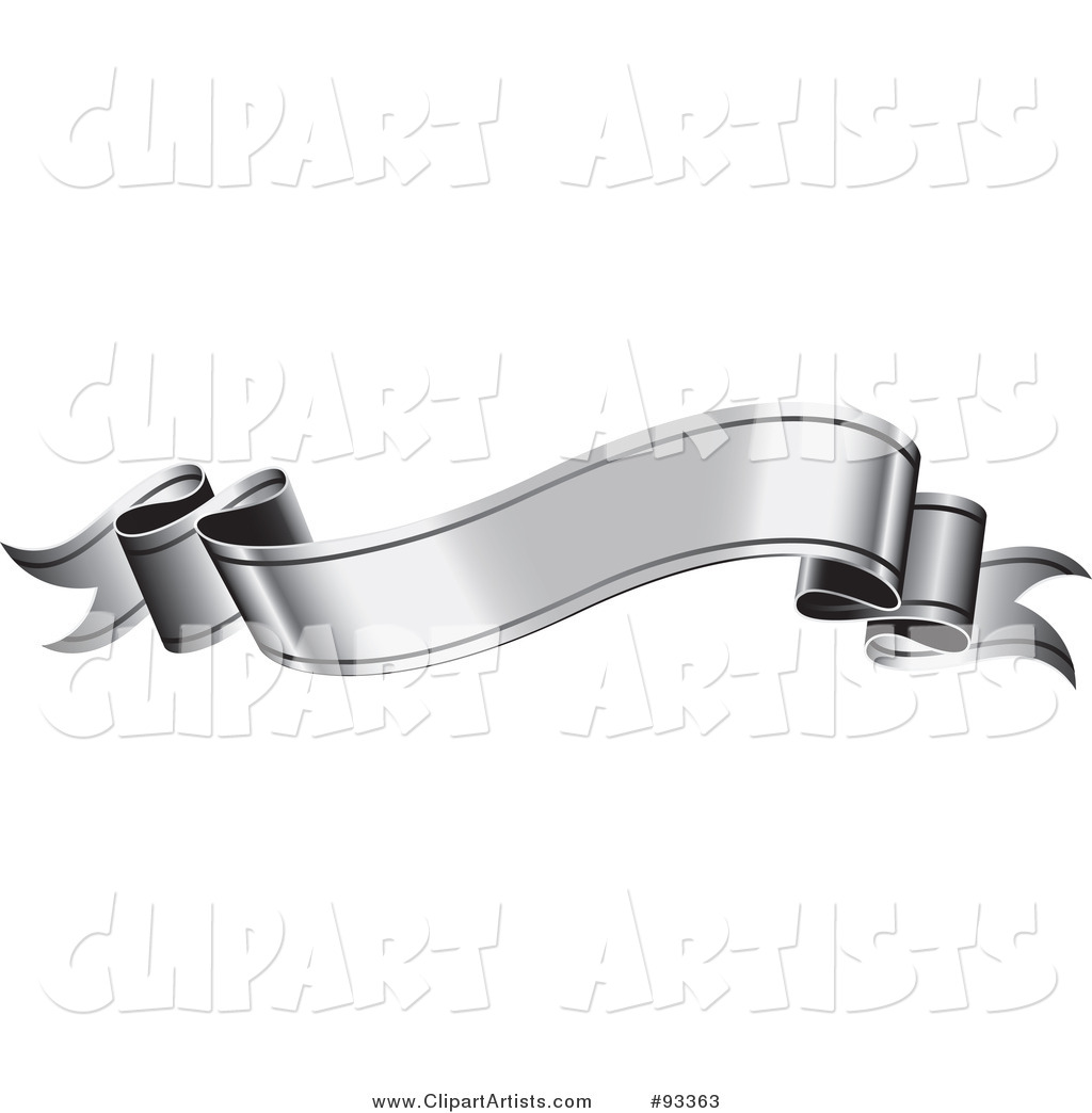 Silver Banner Borders Pictures to Pin on Pinterest - PinsDaddy